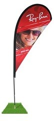 Wind Flags, Tents, Banner Stands & Displays
