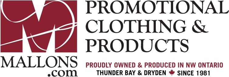 Mallon's Promotional Clothing and Products - Home