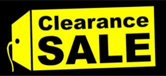 Starline's Promotional Product Clearance
