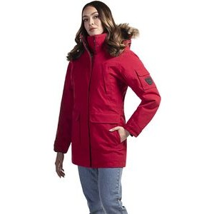 Ladies Cold Weather Parka