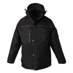 Heavy Duty Insulated Rugged Wear Parka