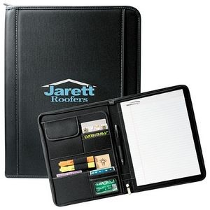Method Zippered Padfolio