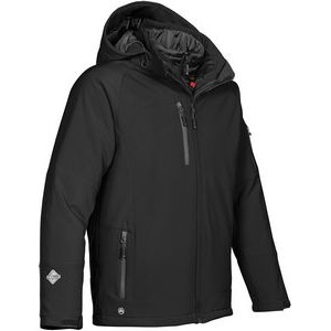 Men's Solar 3-In-1 System Jacket