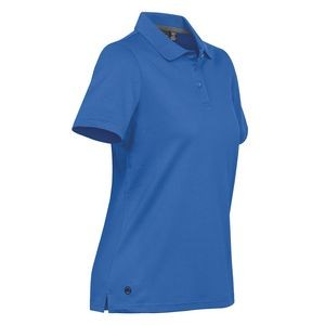 Women's Oasis Liquid Cotton Polo