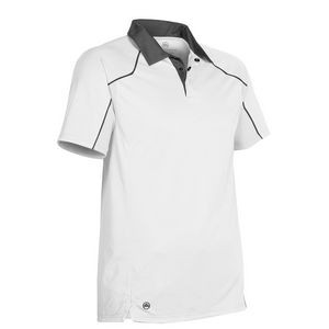 Men's Crossover Performance Polo Shirt