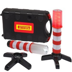 Roadside Emergency Flare Kit