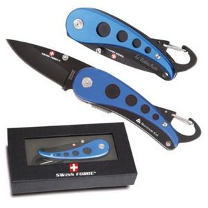 Swiss Force® Adventurer Utility Knife - Blue