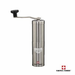 Swiss Force® Zurich Coffee Grinder - Stainless Steel
