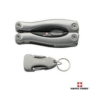 Swiss Force® Renegade Multi-Tool Gift Set - Silver